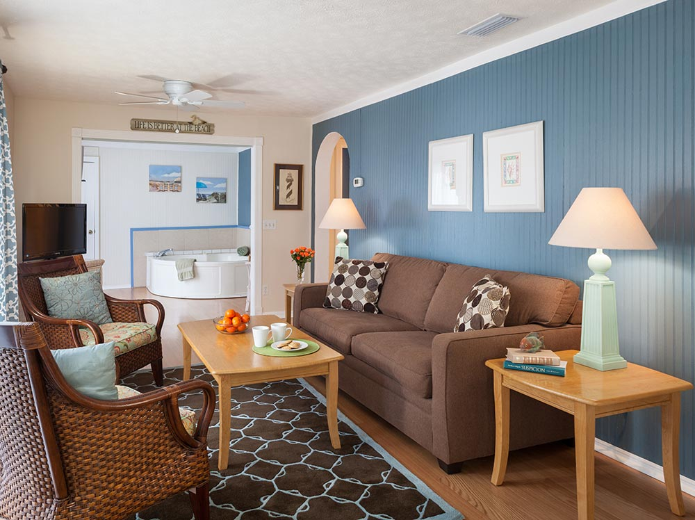 Welcome 3  pg beachcottage 10 Our Beach Lodging Beachfront Lodging in St. Augustine Florida